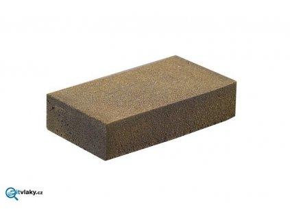 H0 - Čistcí guma na koleje 6 x 3,5 x 1,5 cm / PIKO 55281