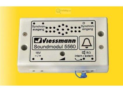 Zvukový modul pro kostelní zvony / Viessmann 5560