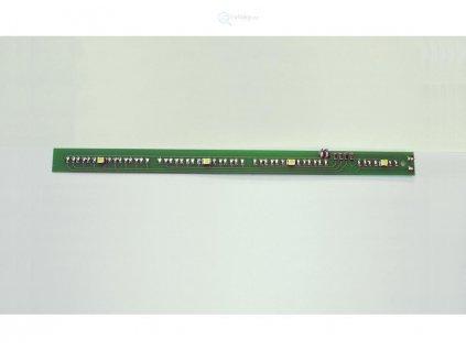 """LED osvětlení pro jednotky GTW 2/8 """"Stadler"""" / PIKO 56139"""