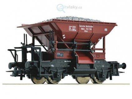 H0 - Vůz na štěrk Talbot DR / Roco 56247