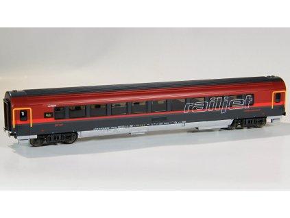 """H0 - Rychlíkový vůz 1.třídy """"Railjet"""" / PIKO 57642"""