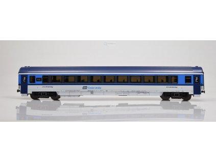 H0 - Rychlíkový vůz 2.třídy Railjet, ČD,  jiné číslo / PIKO 57649