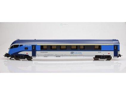 """H0 - Řídící vůz""""Railjet"""", ČD Najbrt / PIKO 57671"""
