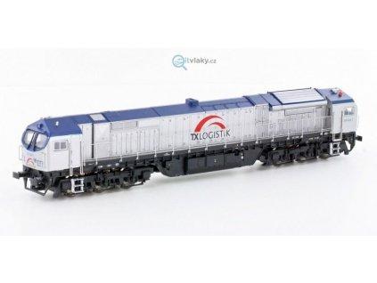 AKCE! TT - Dieselová lokomotiva Blue Tiger, TXL / Mehano 58854