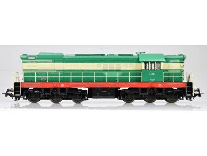"""ARCHIV H0 - lokomotiva T 699.0012 """"Čmelák"""", ČSD / PIKO 59780-3"""