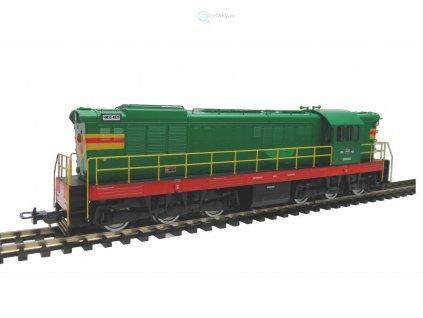 """H0 - lokomotiva ChMe3 RZD """"Čmelák"""" / PIKO 59781"""