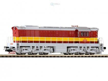AKCE! H0 - dieselová lokomotiva T 669 p.č.770 036-2, ČSD Čmelák / PIKO 59784