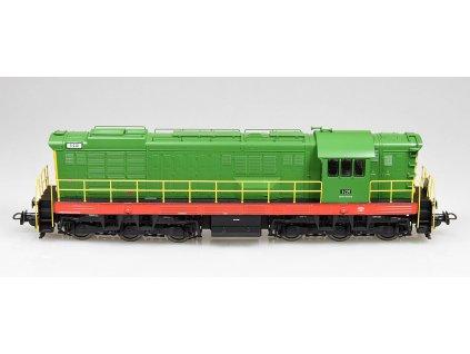 H0 - Dieselová lokomotiva T 669, ČD SHD čmelák / PIKO 59785