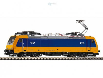 H0 - Elektrická lokomotiva BR 186 002, NS / PIKO 59962