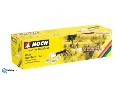 AKCE! GRAS MASTER 2.0, 20 KV - sypač trávy / NOCH 60135