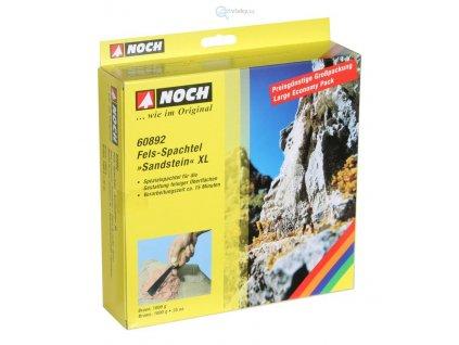 Tmel na tvoření skal a terénu (pískovec) XL balení / NOCH 60892