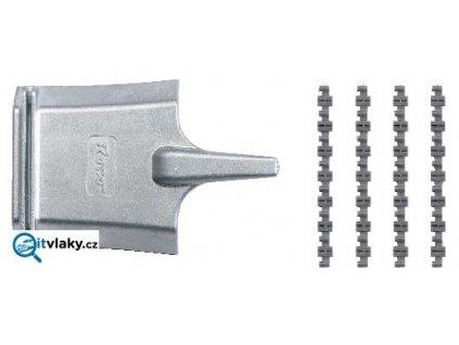Izolační spojka pro GeoLine s univerzálním nástrojem / Roco 61192