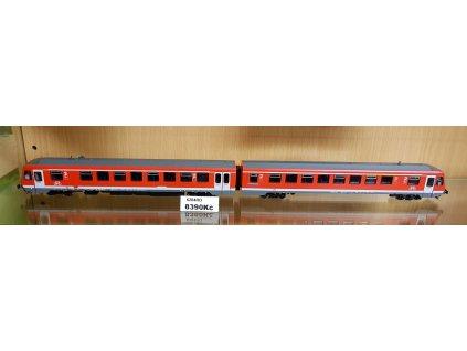 TT - DCC Motorová jednotka řady 628.4, DB AG s FlexDec / Kres 6284RD