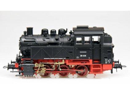 H0 - Parní lokomotiva BR 80, DB / ROCO 63338