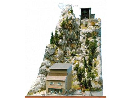 H0 - Lanovka Nebelhorn / BRAWA 6340