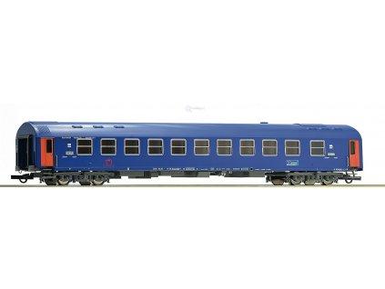 ARCHIV H0 - Lůžkový vůz Y 2.tř., ZSSK  / ROCO 64878