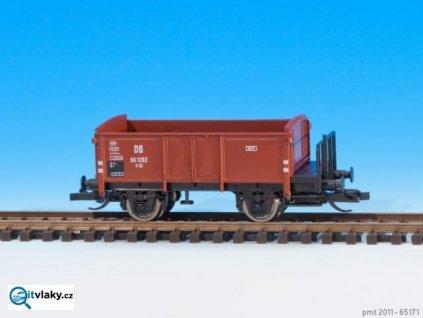 TT - otevřený vůz s plošinkou, DB / PMT 65171