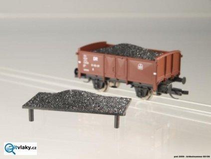 TT - náklad do 4 vozů - uhlí, DB / PMT 65199