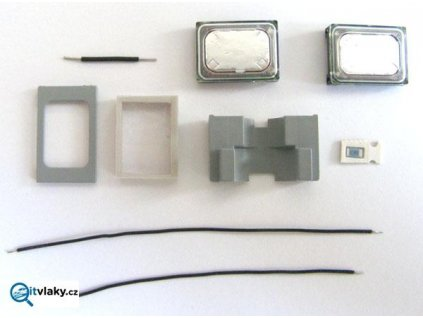 TT - modul pro ozvučení el. lokomotiv ř.189 - repro, kabina / Tillig 66050