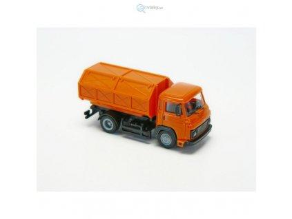 SLEVA! H0 - AVIA komunál, oranžová / Igra model 66518025