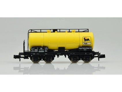 """N - cisternový vůz """"AGIP"""", 4-osý / Brawa 67065"""