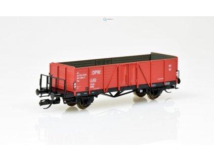 """ARCHIV TT - nákladní vůz s brzdařskou plošinou ČSD Vtp """"Villach"""" OPW/ Schirmer 68071"""