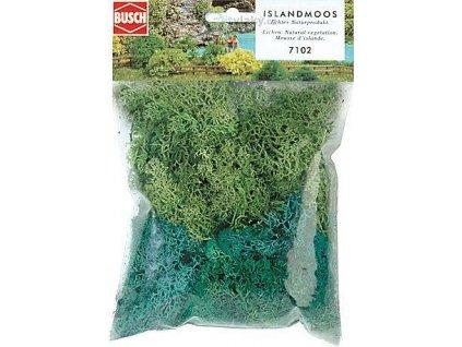 373387 mech 35 g odstiny zelene busch 7102