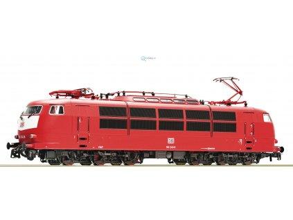 H0 - DCC/ZVUK/KAMERA - el. lokomotiva BR 103, DB AG  / ROCO 72287