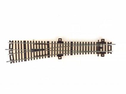 TT - BWR rovná výhybka levá, WL10 / KUEHN 72640