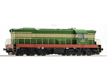 ARCHIV H0 - DCC dieselová lokomotiva ČD T 770 Čmelák / Roco 72775