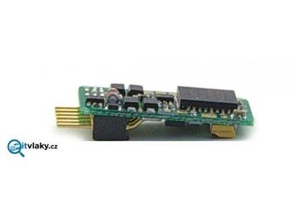 lokodekodér s posunutým konektorem NEM651 / Uhlenbrock 73110