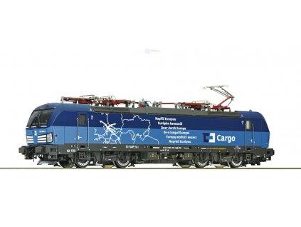 ARCHIV H0 - DCC/ZVUK el. lokomotiva 383 ČD Cargo Vectron 193/ ROCO 73932