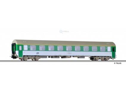 H0 - Osobní vůz ČD 1. třídy Aee / Tillig 74829