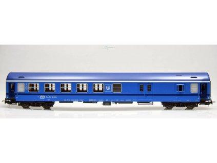 H0 - osobní vůz 2. třídy se zavazadlovým prostorem, Y/B 70, ČD / Tillig 74887