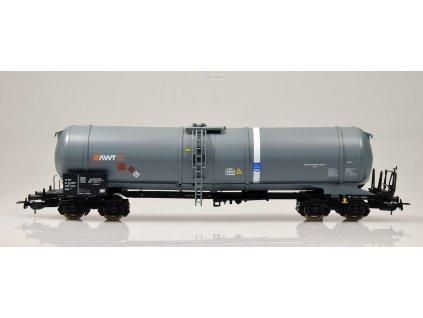 H0 - Cisternový vůz Zans ,CZ AWT / Tillig 76686