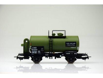 H0 - Cisternový vůz R , ČSD / Tillig 76689