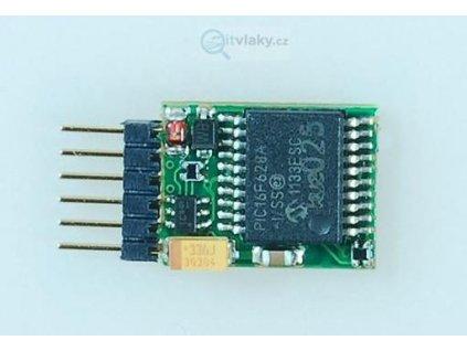 lokodekodér mini N025-P NEM651  /KUEHN 81330