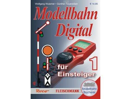 Příručka pro digitální modelovou železnici,  část 1. / ROCO 81395
