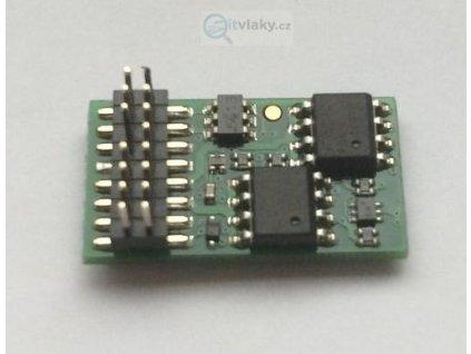 dekodér Plux16 KUEHN T65-16, NEM658 / KUEHN 82760