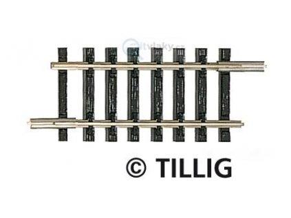 TT - Rovná kolej 41,5 mm, G4 / Tillig 83103