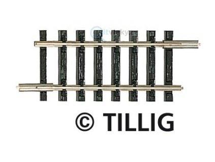 TT - Rovná kolej 43 mm, G3 / Tillig 83105
