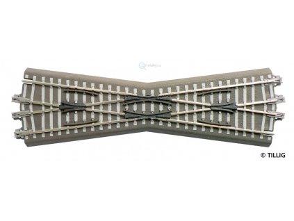 382213 tt kriz 15 pro kolejivo se sterkovym lozem betonove prazce tillig 83760