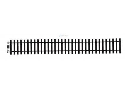 H0 - Rovné pražce 228 mm G1 / Tillig 85018