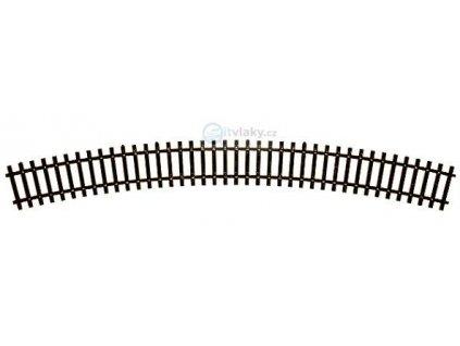 H0 - R41 Pražcový pás obloukový 30°/543mm / Tillig 85045