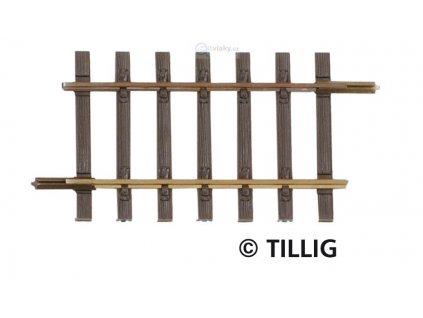 H0 - G5 - Rovná kolej 50 mm / Tillig 85129