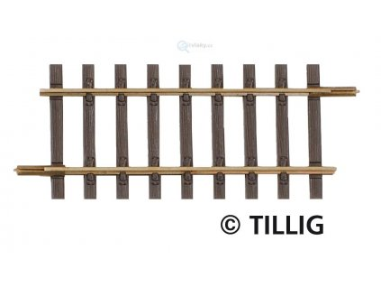 H0 - G3 - Rovná kolej 64 mm / Tillig 85130