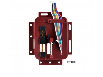 Motorický přestavník Pro všechny typy výhybek / TILLIG 86112