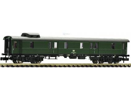 SLEVA! N - Zavazadlový vůz typ Düe941 DB / FLEISCHMANN 863003