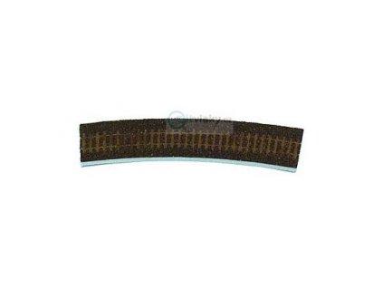 H0 - Štěrkové lože pro R21 tmavé / Tillig 86503