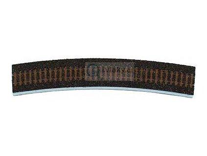 H0 - Štěrkové lože pro R31 tmavé / Tillig 86504